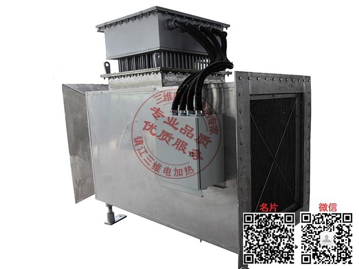240KW风道式电加热器