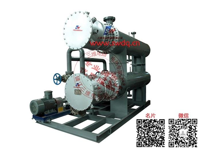 橡胶轮胎硫化机导热油炉